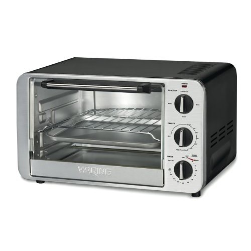 Countertop Oven Professional : Details about CONAIR-WARING PRO TCO600 CONVECTION TOASTER OVEN