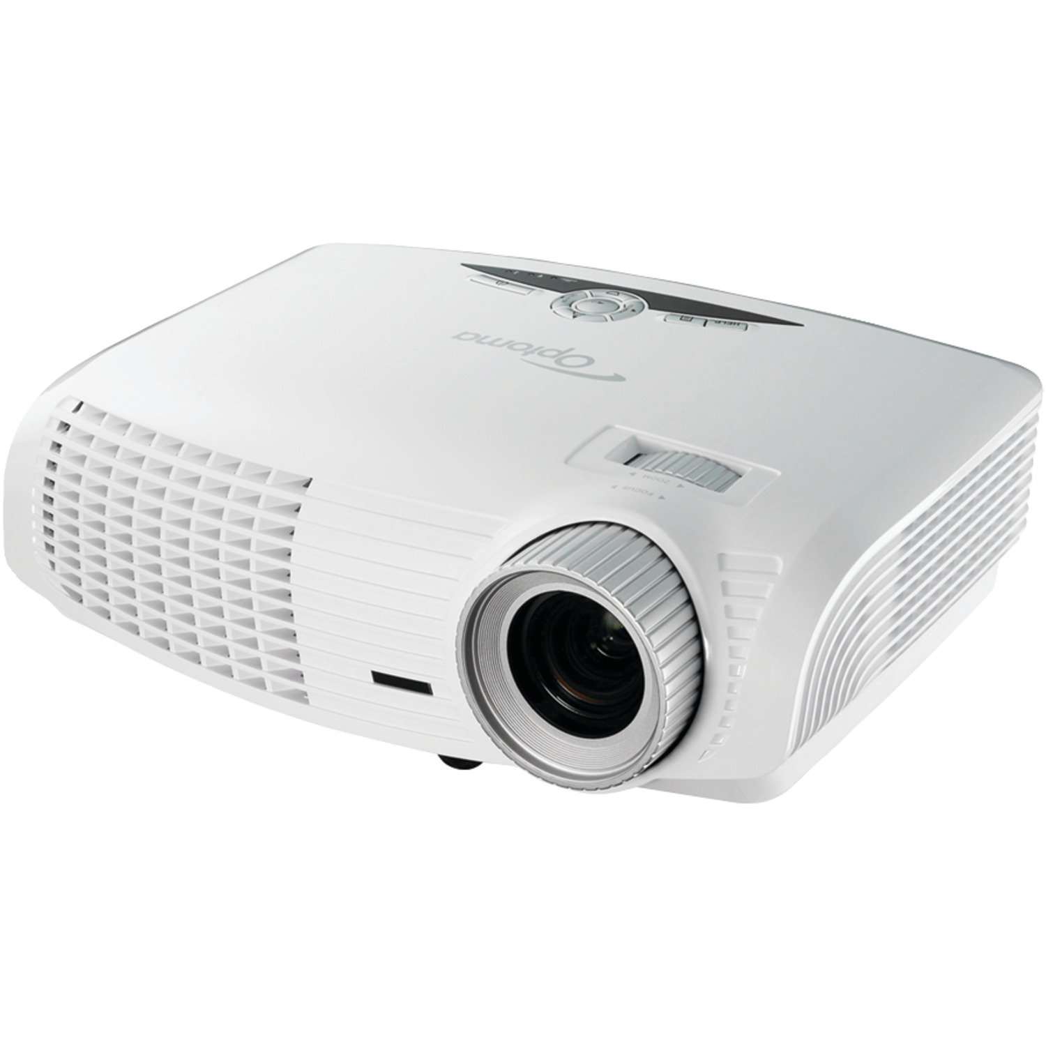 optoma hd25lv whd hd25 lv 1080p home theater projector with wireless transmit ebay