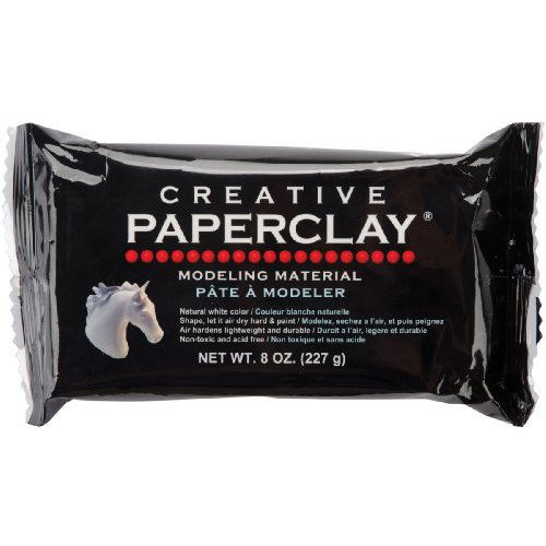 creative paper clay More notes on paperclay by: lori kiplinger pandy there are two types of paperclay: air drying (creative, ladoll, padypur and ceramic paper clay.