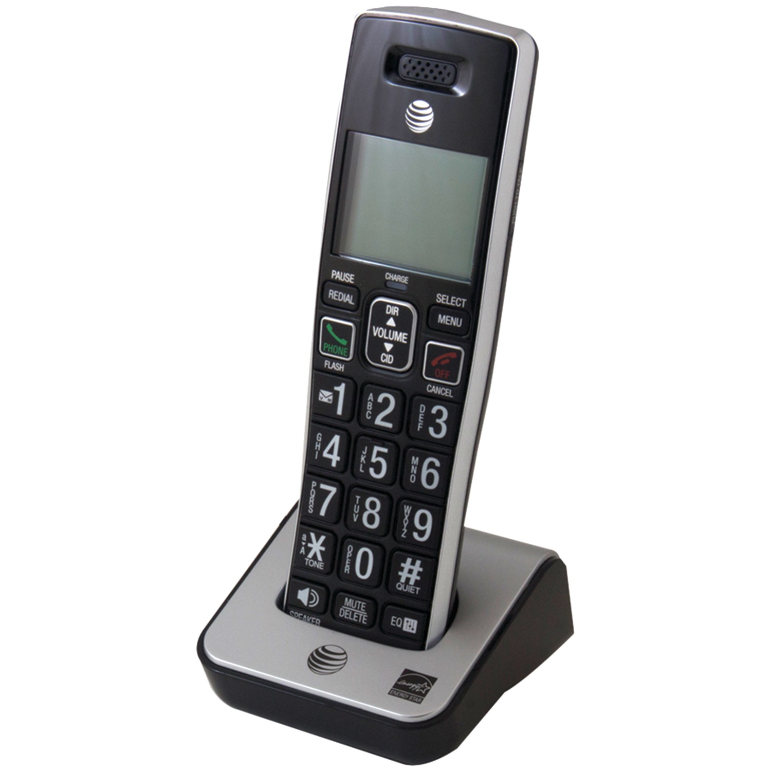 R 2-h... ATTCL82213 Cordless Answering System with Caller ID//Call Waiting AT/&T