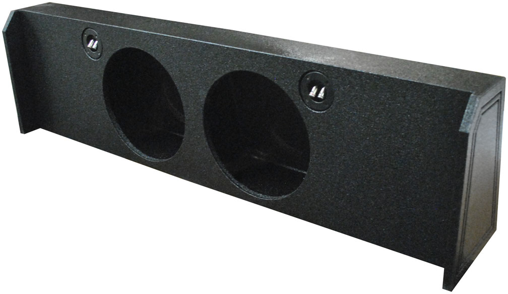 Qpower Qbford102009df Qpower Dual 10 Empty Woofer Box For 2009 14