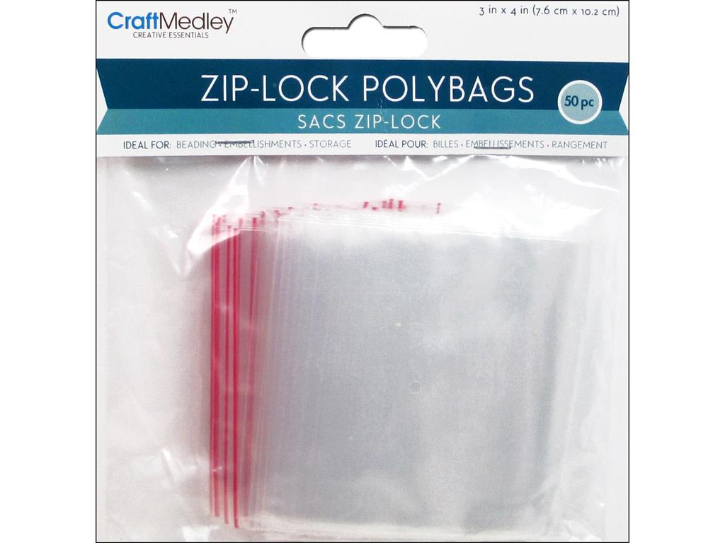 CLEARBAGS CLERPA9X12  CRYSTAL CLEAR BAG 9X12 PHOTO 25PC