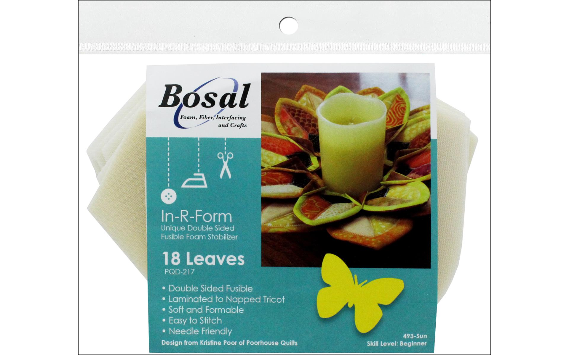 BOSAL BSLCABS  CRAF-TEX PLUS SM OVAL FOR CAMDEN BAG 2PC