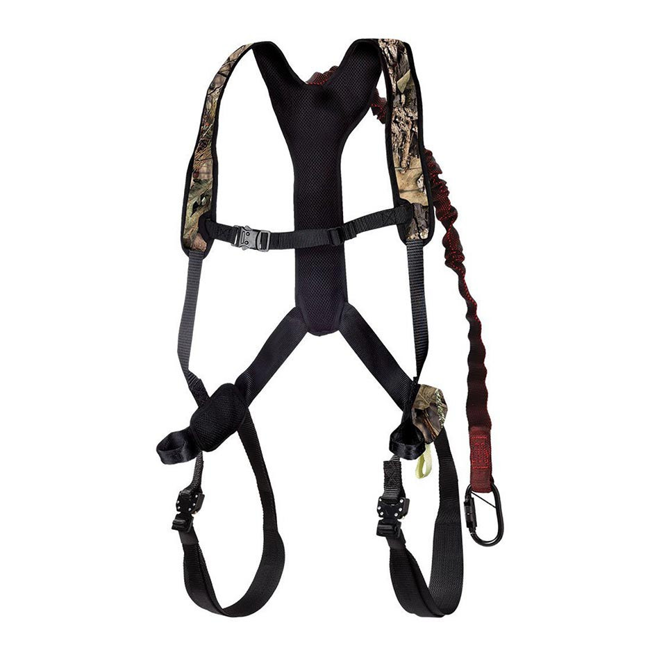 GORILLA GEAR 77569 G-TAC AIR SAFETY HARNESS WITH FLEX-FIT 'S ...