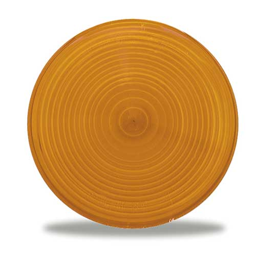 Grote 90233 Amber Stop Tail Turn Replacement Lenses