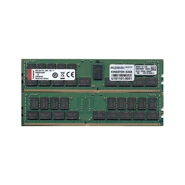 16GB Memory for Gigabyte MW51-HP0 Motherboard DDR4 PC4 2400MHz ECC Registered DIMM PARTS-QUICK Brand